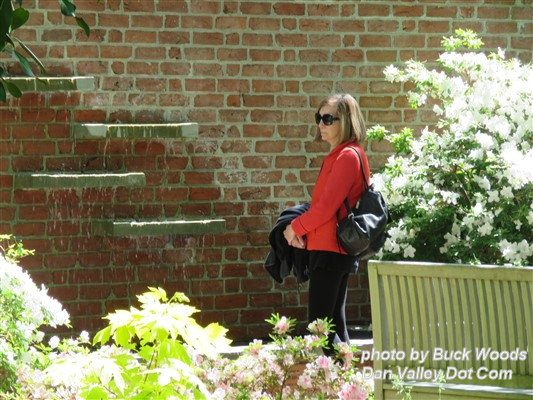 Patricia L Christian Visits Easton Maryland